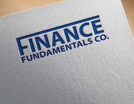 #36 untuk Creat a company logo design with letterhead and business cards for the company name is: (FINANCE FUNDAMENTALS Co.) oleh bachchubecks