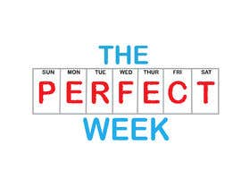 "#134 for Design a Logo: ""The Perfect Week"" by TheJackGeek"