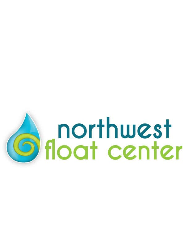 #166 for Logo Design for Northwest Float Center by Designsthatshine