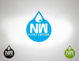 #151 cho Logo Design for Northwest Float Center bởi seryozha