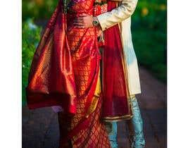 #13 , INDIAN Wedding BRIDE & GROOM Caricatures - FUNNY/ELEGANT Illustrations 来自 savitamane212