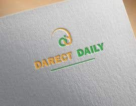 """#34 for Design a very simple logo for the company name """"Direct Daily"""" by mukulakter923"""