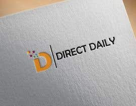 """#36 for Design a very simple logo for the company name """"Direct Daily"""" by mukulakter923"""