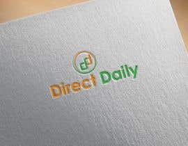 """#38 for Design a very simple logo for the company name """"Direct Daily"""" by mukulakter923"""