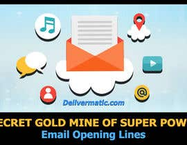 #50 for Design an Awesome Banner - Email Opening Lines by SmartBlackRose