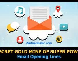Nro 50 kilpailuun Design an Awesome Banner - Email Opening Lines käyttäjältä SmartBlackRose
