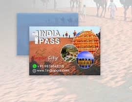 tanmoy4488 tarafından Travel Pass Card - 2 Sides için no 4
