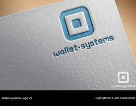 #50 for Design a logo for wallet.systems by amitkumarkhare