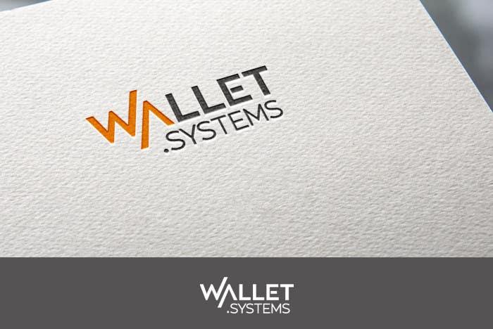 Penyertaan Peraduan #                                        85                                      untuk                                         Design a logo for wallet.systems