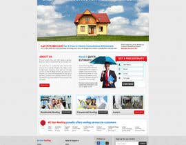 #31 pentru Website Design for All Star Roofing de către MishAMan