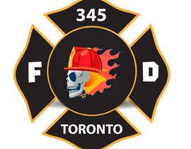 #12 for Redesign Fire Department Logo by Sikanja