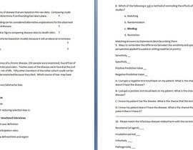 nº 5 pour epidemiology homework par sanmoon2