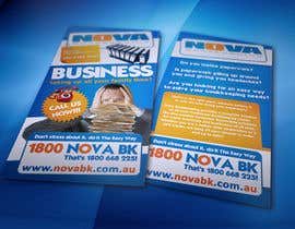 #9 cho Flyer Design for Nova Bookkeeping bởi creationz2011