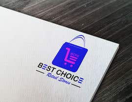 #51 for Retail chain - design logo by eexceptionalarif
