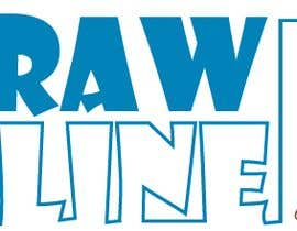 #6 for Draw the Line - iOS game title graphic design by ivanchairez