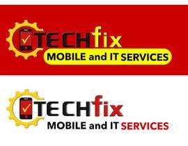 #120 untuk Logo for website (Electronics gadget repair and IT service provider) oleh subhashreemoh