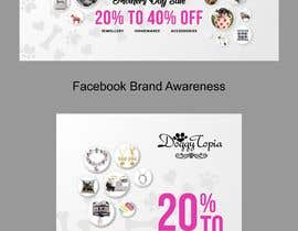 #31 for DoggyTopia Mothers Day Sale Marketing Design by asaduzaman