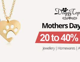 #7 for DoggyTopia Mothers Day Sale Marketing Design by WRobert22