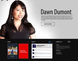 #15 для Design a Website Mockup for Individual від bhawanaraj