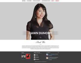#11 для Design a Website Mockup for Individual від gravitygraphics7