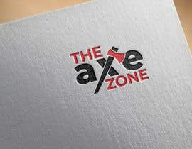 #127 para Design a Logo for The Axe Zone de sumiapa12