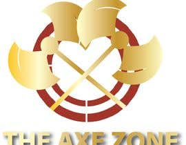 #113 para Design a Logo for The Axe Zone de zeezoo2cool