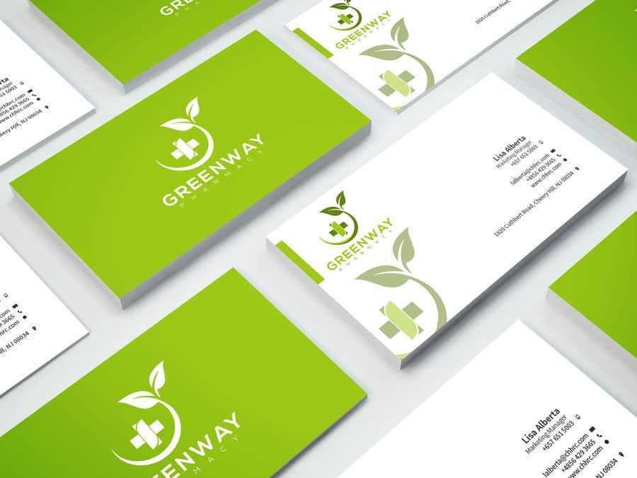 Proposition n°325 du concours Pharmacy Logo & Business Card Design