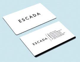 #31 para Design some Business Cards for vista print por Kamrunnaher20