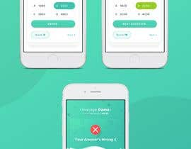 #43 for UI/UX Website Graphic Design for Quiz Game - Please Create Mockup by willyarisky