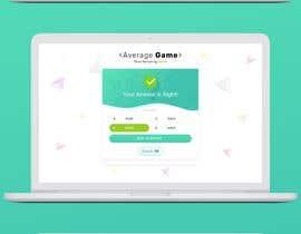 Nro 45 kilpailuun UI/UX Website Graphic Design for Quiz Game - Please Create Mockup käyttäjältä willyarisky