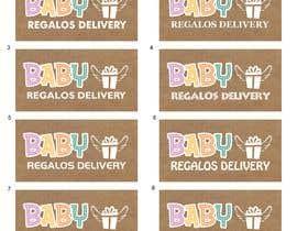 """#123 para Diseñar logotipo para """"delivery de regalos de recién nacido"""" de josepave72"""