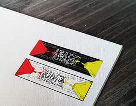 """#29 untuk Logo for food truck name """"Snak Attack"""" Colors not more than three colors oleh MuhamadYasser"""
