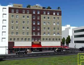 Nro 6 kilpailuun Exterior Renderings for Historic Texas Property käyttäjältä pikipiko88