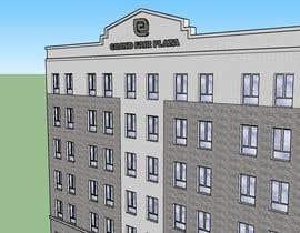 Nro 4 kilpailuun Exterior Renderings for Historic Texas Property käyttäjältä elakary
