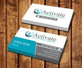 Graphic Design Entri Peraduan #57 for Design some Business Cards for Activate Occupational Therapy