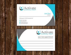 #7 untuk Design some Business Cards for Activate Occupational Therapy oleh smshahinhossen