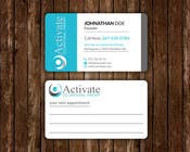 Graphic Design Entri Peraduan #38 for Design some Business Cards for Activate Occupational Therapy