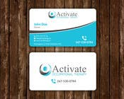 Graphic Design Entri Peraduan #52 for Design some Business Cards for Activate Occupational Therapy