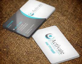 #65 untuk Design some Business Cards for Activate Occupational Therapy oleh nuhanenterprisei