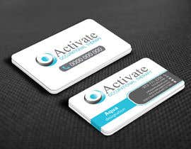 #62 untuk Design some Business Cards for Activate Occupational Therapy oleh mamun313