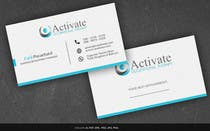 Graphic Design Entri Peraduan #5 for Design some Business Cards for Activate Occupational Therapy