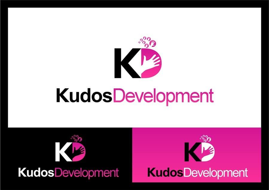 #218 for Logo Design for Kudos Development by jummachangezi