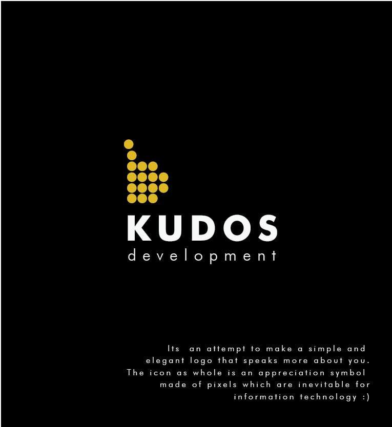 #277 for Logo Design for Kudos Development by premgd1