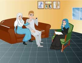 #4 untuk cartoon illustration oleh qshahnawaz