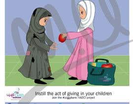 #8 untuk cartoon illustration oleh qshahnawaz
