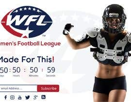 #28 for American Football Webpage af simohamedlatrach