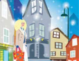 #1 para Design a Christmas greeting card por awallbridge