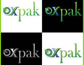 #370 para Logo Design for OXPAK: cannabis storage containers por pateljayendra78