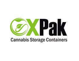 #322 for Logo Design for OXPAK: cannabis storage containers by ezra66
