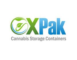 #324 for Logo Design for OXPAK: cannabis storage containers by ezra66